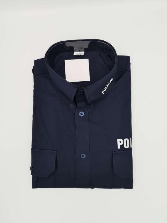 Koszula policyjna krótki rękaw