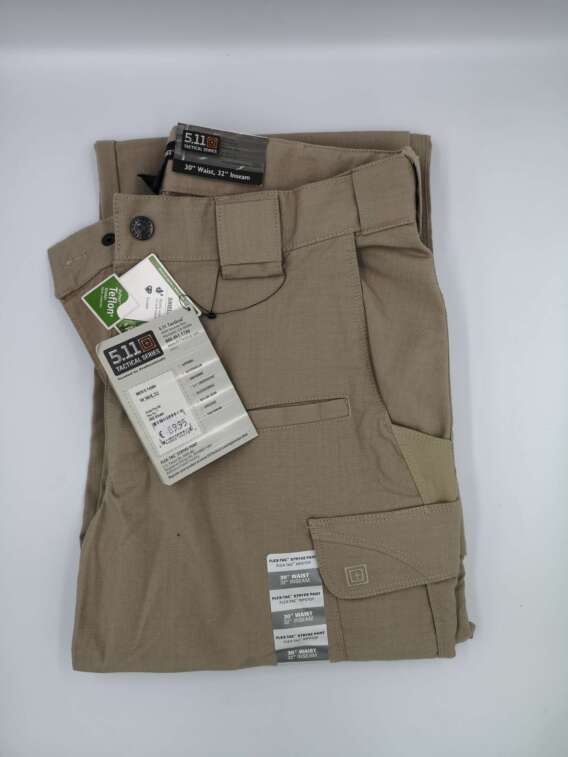 spodnie 5.11 Strike Pant numer 74369 kolor 055 Khaki