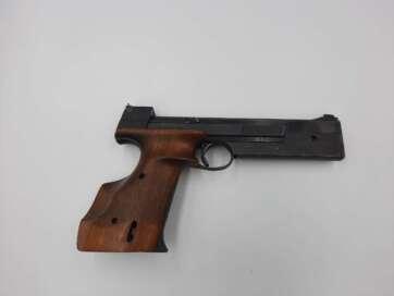 Pistolet Hammerli International kal. 22lr