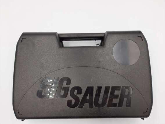 Pudełko na broń firmy SIG Sauer