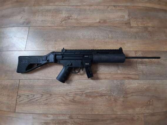 KARABIN GSG 516 BLACK .22LR