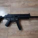 Karabin GSG 16 BLACK .22LR