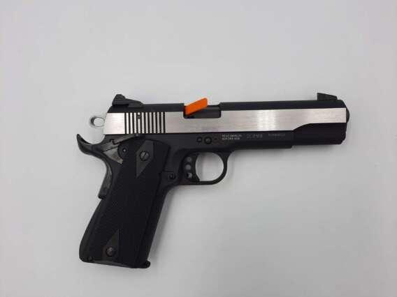 Pistolet GSG 1911 silver