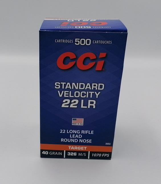 Amunicja Sportowa CCI Standard kal. 22 lr