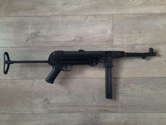 Pistolet GSG MP 40