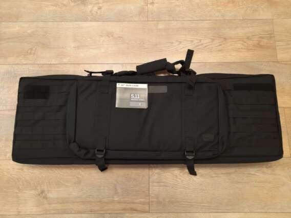 Pokrowiec na broń firmy 5.11 Gun Case kol. czarny