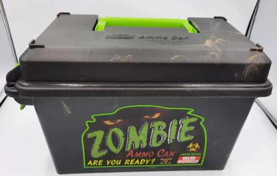 Pudełko na amunicje Zombie