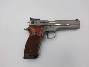 Pistolet Smith&wesson target champion 9mm luger