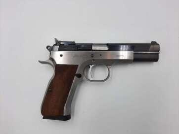Pistolet Tanfoglio Gold Match 45 kal. 45 auto