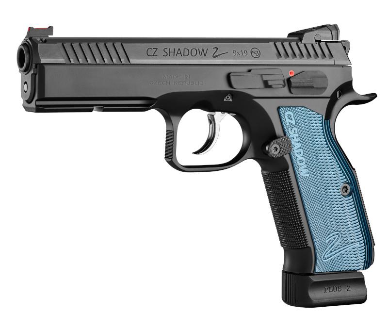 CZ Shadow 2 Blue 9mm