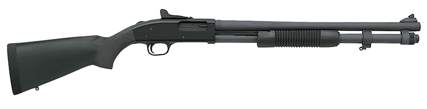 Mosberg 590 12/76