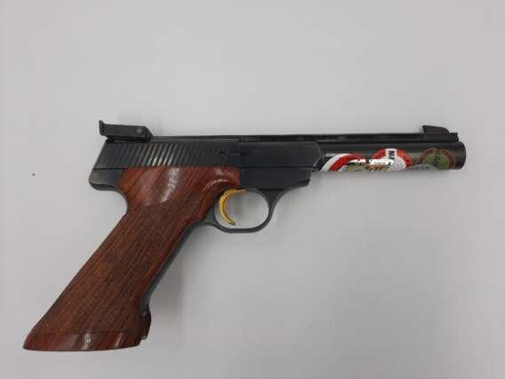 Pistolet Fabrique darmes de liege kal. 22lr