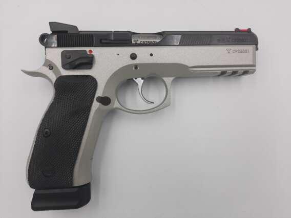 Pistolet CZ 75 SP-01 Shadow Dual Kal. 9x19