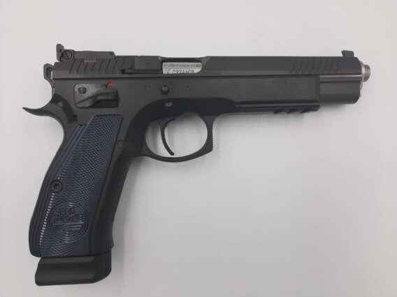 Pistolet CZ Taipan Kal. 9x19