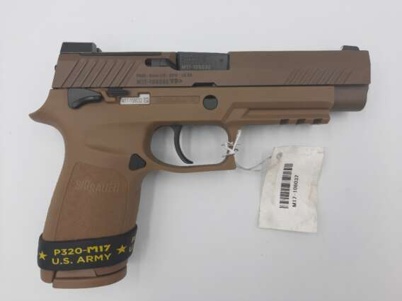 Pistolet Sig Sauer P320 M17 kal. 9x19mm