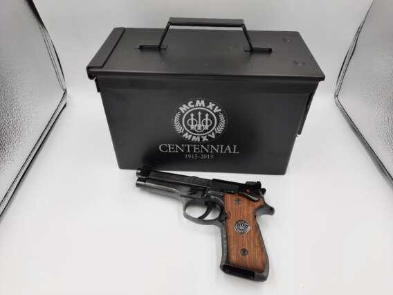 Pistolet Beretta 92 Centennial
