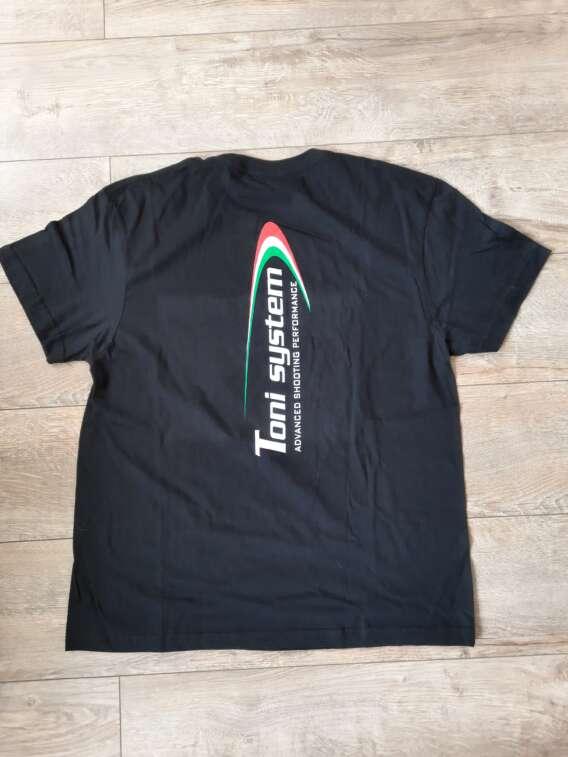T shirt Toni system