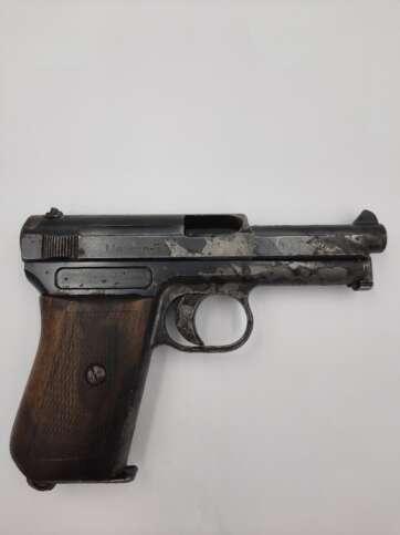 Pistolet Mauser 1910r. model 3