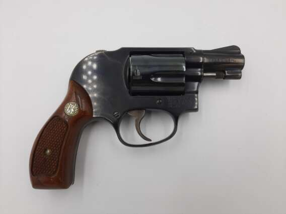 rewolwer smith&wesson mod.36 kal. 38 special